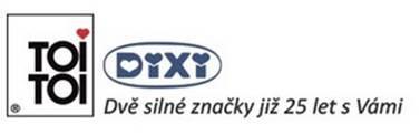 logo TOI TOI, sanitární systémy, s r.o.